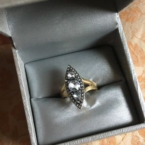 Banana republic ring